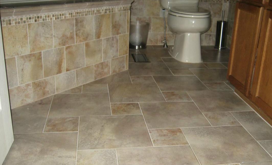 卫生间地砖