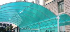 阳光板的性能,阳光板的选购技巧
