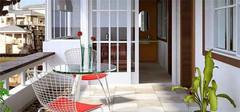 倾力打造阳台空间,装饰出不一样的空间