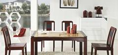 挑选实木餐桌的秘诀有哪些?