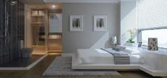 卧室隐形门的特点以及装修技巧