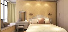 温馨小户型卧室搭配与技巧