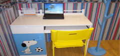 儿童书桌应具备什么特点