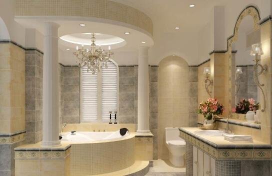 浴室装修用心选材