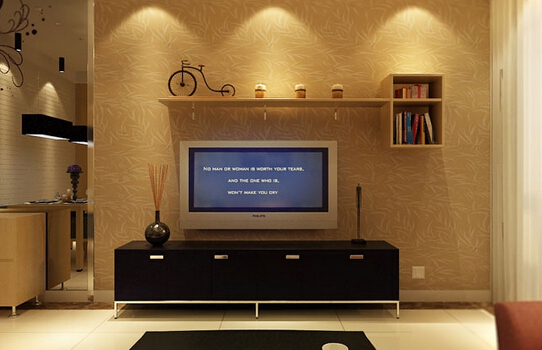 一室一厅装修效果图