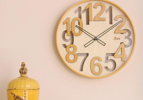 客厅挂钟效果图