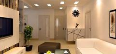 一室一厅装修效果图,巧妙布置!