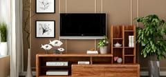 实木电视柜的保养方法有哪些?