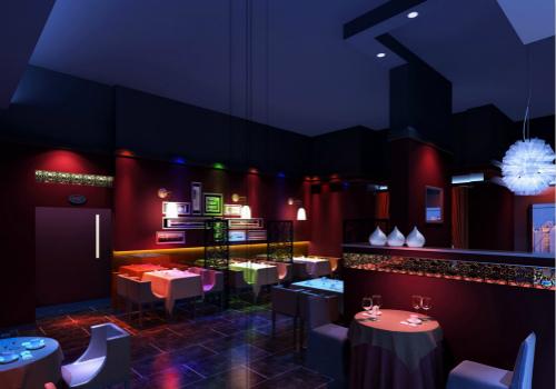 酒吧设计效果图
