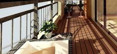 阳台设计要遵循哪些原则?