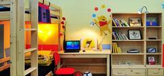 儿童家具品牌对比,健优美vs酷漫居家!