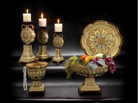 烛台装饰品