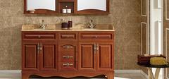 橡木浴室柜有哪些优点?