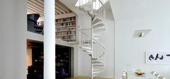 复式旋转楼梯有哪些安装知识?