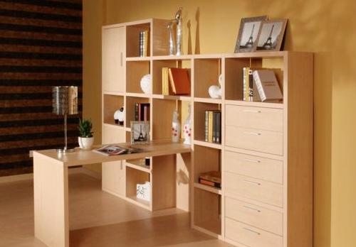 一般优质的板式家具,它的结构设计是比较好的