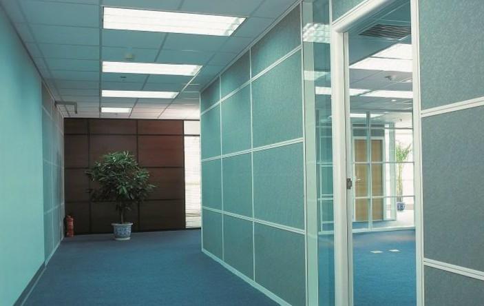 办公室隔断墙