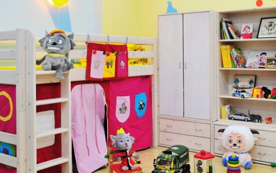 儿童家具品牌对比