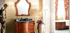 如何选购实木浴室柜?