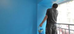 环保乳胶漆在使用时应注意什么?