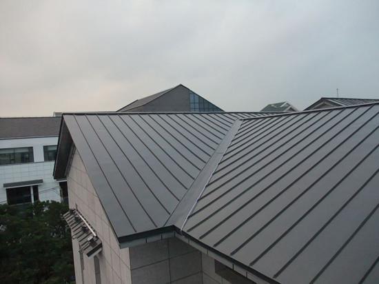 屋面板的厚度