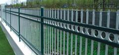 锌钢护栏的优点,锌钢护栏的使用