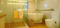 卫生间隔断的价格一般是多少?
