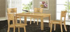 实木餐桌具体该如何保养