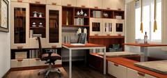 书房家具设计,打造完美的书房!