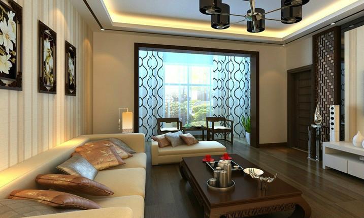 新中式风格沙发