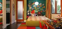 儿童房装修,打造爱心空间!