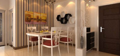小户型餐厅装修的3大攻略