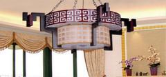 中式吊灯该如何保养