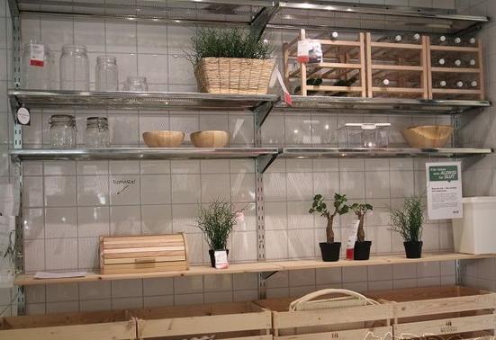 厨房置物架