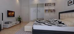 卧室地板色彩搭配原则与技巧
