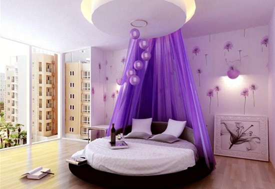卧室装潢设计