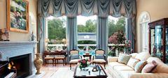 客厅窗帘有哪些颜色禁忌?