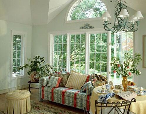 客厅植物风水