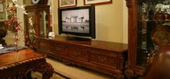 实木电视柜应该如何保养?