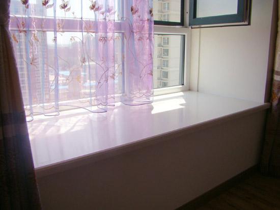 石英石窗台板
