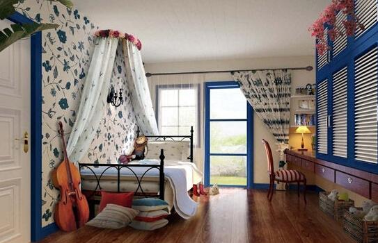 创意儿童房装修