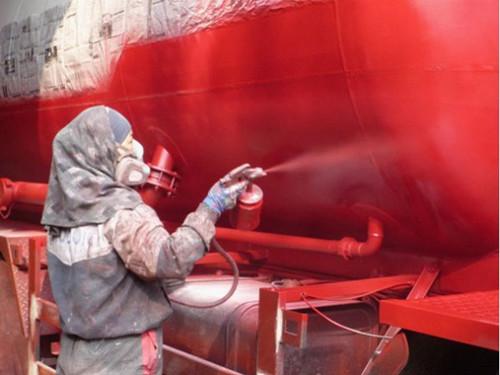 铁红防锈漆