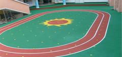 幼儿园塑胶地垫该如何去除异味