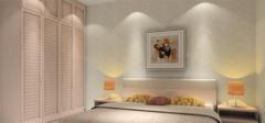 最美的卧室组合柜装修效果图欣赏案例