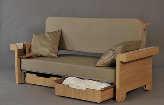 多功能沙发