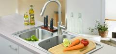 集成水槽的选购方法有哪些?
