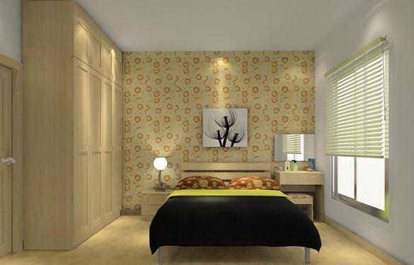 卧室组合柜装修效果图