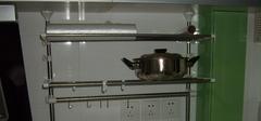 厨房置物架超强收纳,小物品完美安放!
