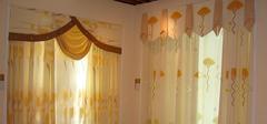 窗帘订做有哪些地方需要注意?