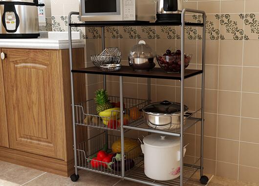厨房置物架超强收纳