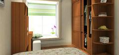 卧室衣柜应该如何布局?